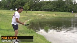 Paul Rabil Lacrosse Trick Shots